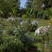 Jardins extraordinaires, jardins de collection, Domaine de Chaumont-sur-Loire. Mercredi 26 août 2015. Photographie © Christian Coulais