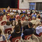 Lancement de campagne d'Anne-Laure Fabre-Nadler et Fabienne Hurmic, 12ème circonscription de la Gironde, 17 mai 2017, Sadirac