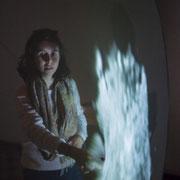 7 Métamorphy. Scenocosme : Grégory Lasserre & Anaïs met den Ancxt. Octobre numérique, Palais de l'Archevêché, Arles