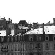 Quai Richelieu, Bordeaux. Reproduction interdite - Tous droits réservés © Christian Coulais