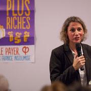 3/6 Marie Duret-Pujol, candidate aux élections européennes 2019. Comité d'appui la France insoumise aux élections européennes, Bordeaux. 22/11/2018