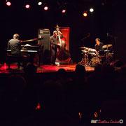 Rémi Panossian, Maxime Delporte, Frédéric Petitprez. Rémi Panossian RP3 Trio, Festival JAZZ360, Cénac 9 juin 2017