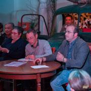 Christophe Miqueu, candidat sur la 12ème circonscription de la Gironde de la France Insoumise présentera son binôme  lors d'une prochaine conférence de presse. Langoiran, 4 mai 2017