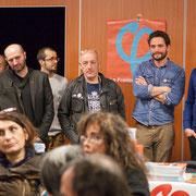 """""""La fine équipe"""" Comité d'appui la France insoumise aux élections européennes, Bordeaux. 22/11/2018"""