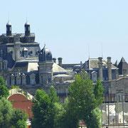 Parc des sports Saint-Michel, Château Descas inauguré en 1893, quai de Paludate, Bordeaux. Reproduction interdite - Tous droits réservés © Christian Coulais