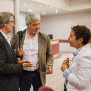 (D) Naïma Charaï. Lancement de campagne d'Anne-Laure Fabre-Nadler et Fabienne Hurmic, 12ème circonscription de la Gironde, 17 mai 2017, Sadirac