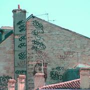Wall Art, rue Duffour-Dubergier, Bordeaux. Reproduction interdite - Tous droits réservés © Christian Coulais
