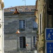 Rue des pontets, Bordeaux. Reproduction interdite - Tous droits réservés © Christian Coulais