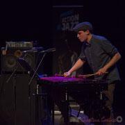 7 Félix Robin du quartet Capucine. Tremplin Action Jazz 2017. Le Rocher de Palmer, Cenon