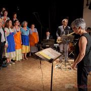 Nathalie Aubin et Les Choraleurs, Carmen in Swing, Fargues-Saint-Hilaire