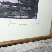 Signature litho marine