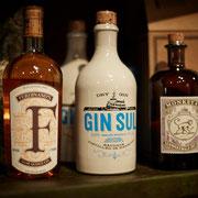 Gin, gerade auch Deutsche Hersteller bringen immer wieder interessante Produkte auf den Markt