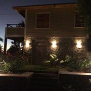 la villa de nuit
