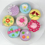 Für einen Cupcake-Workshop