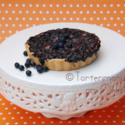 Blaubeer-Tartelette