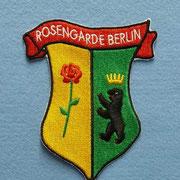 Aufnäher Rosengarde Berlin