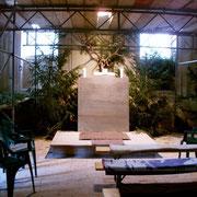 Vorbereitung Hubertusgottesdienst 03.11.2012