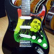 """Bob guitar"" chitarra elettrica"