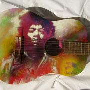 """""""Jimi"""" ,chitarra classica"""
