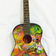 """Jazz"", chitarra classica"