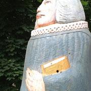 Pfarrer Veit vom Berg für Bienen, Uehlfeld