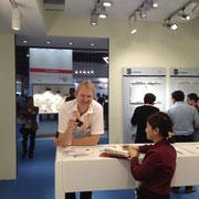 Messebesuch: Honkong Messe 2013 ( 27.September - 3.November)