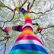 Street Art Crochet