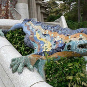 Parc Guell (1900-1914)