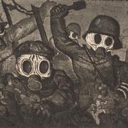 Assaut sous les gaz (1924)