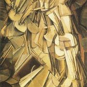 Nude Descending a Staircase, No.2 (1912)