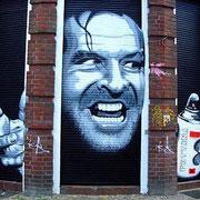 Street Art Shining