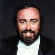 Luciano Pavarotti Venturi