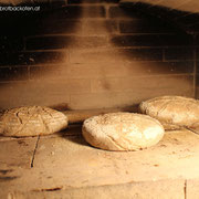 waldviertler brotbackofen brot backen