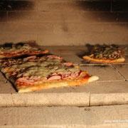 brotbackofen pizza backen