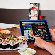 Restaurant iPad-Bestellsystem