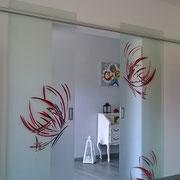 Porte scorrevoli in vetro a Pisa - Vetri, vetrai e Vetrerie a Pisa