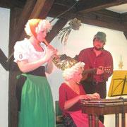 Lisa Maria Fischer, Helene Stangl – Küllinger,  Johannes Froschauer
