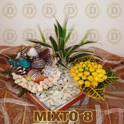 MIXTO 8 $ 600