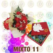 MIXTO 11 $ 550