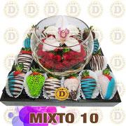 MIXTO 10 $ 1000