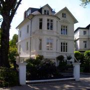 Einfamilien Haus Hamburg Othmarschen