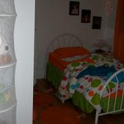 Un bel Orbe dans la chambre de l'aîné (voir la vidéo sous cette même page)