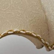 отделка абажура, изготовление абажура, пошив абажура, бахрома для абажура