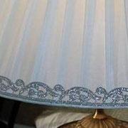 отделка абажура, изготовление абажура, бахрома стеклярусная, пошив абажура, бахрома для абажура,шнур для абажура