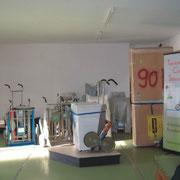 sala expo e prove