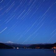 東川町 忠別湖の星空