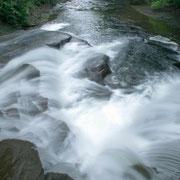 漁川上流ラルマナイ渓谷