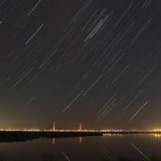 江別市 星降る石狩川