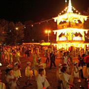 三笠市 北海盆踊り