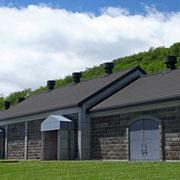 石造り倉庫(ワイン資料館)